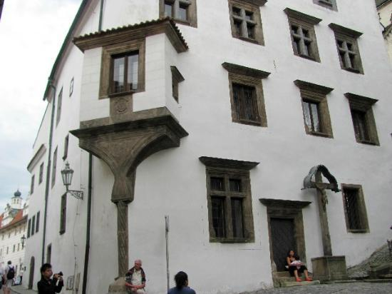 The Chaplain's House (Kaplanka): corner