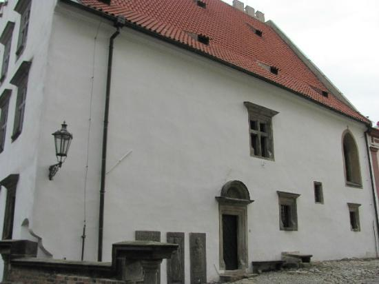 The Chaplain's House (Kaplanka) : view