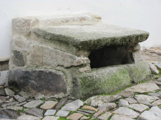 The Chaplain's House (Kaplanka) : detail