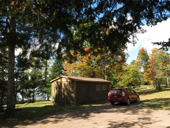 Crooked Lake Resort: Cabin 5
