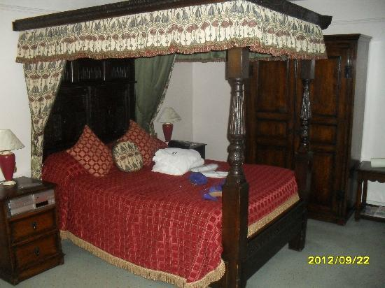 Marygreen Manor Hotel: Jane Seymour room
