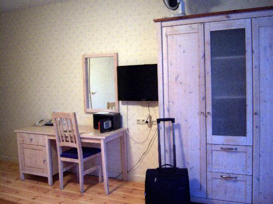 هوتل إمبريال: Habitación (vista 2)