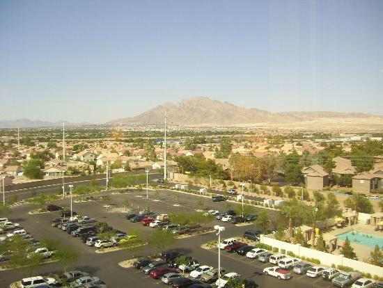Eastside Cannery Casino & Hotel: view