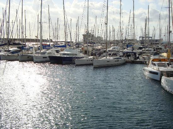 Medina Belisaire & Thalasso: Yachthafen von Hammamet-Yasmine