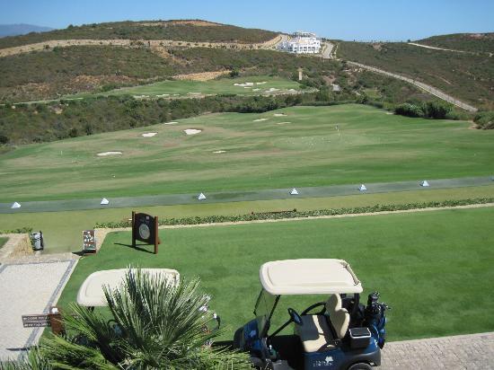Finca Cortesin Hotel, Golf & Spa: Golf Practice Ground