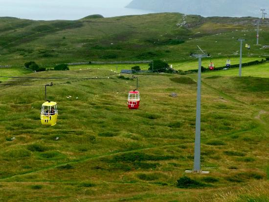Great Orme Cable Cars: Llandudno Cable Cars
