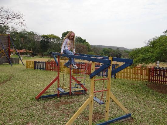 Hotel Fazenda Cabugi : Parque infantil