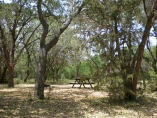 Riverside Resort: Tent Sites
