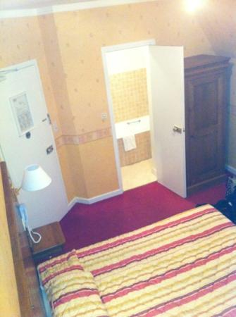 Les Terrasses Poulard: room 311