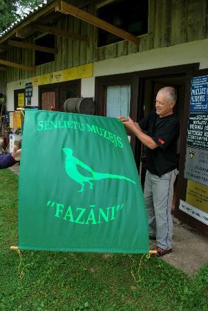 Fazani: Owner Zigurds!