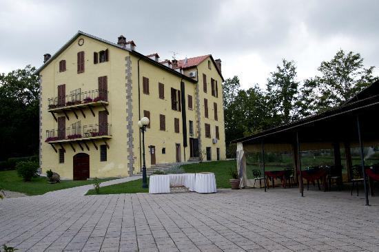 Hotel Residence Sant'Uberto: Palazzina principale