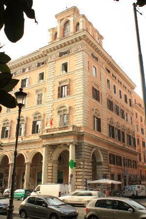 Hotel Orazia: Orazia Hotel Rome