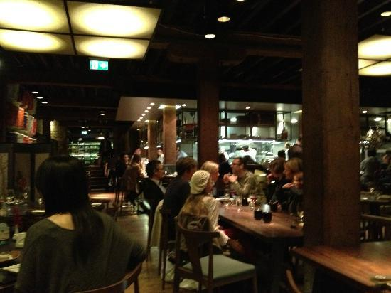 Sake Restaurant & Bar: View of restaurant