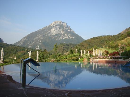 Lefay Resort & Spa Lago di Garda: View from one of the pools