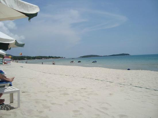 Paradise Beach Resort : plage