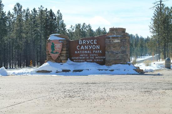 Bryce Canyon National Park: Not bad for February