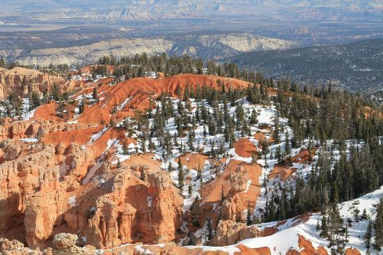 Bryce Canyon National Park: Clear Day!