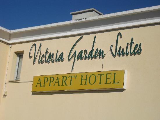 Victoria Garden La Ciotat Appart'hotel : ingresso