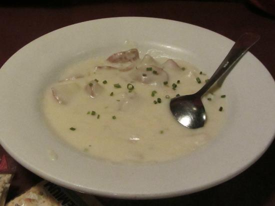 Red Onion Cafe: potato soup