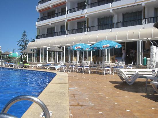 Aparthotel Club Bonanza: Pool