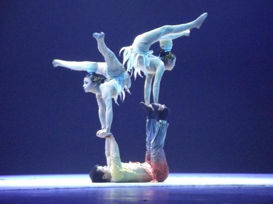 Chaoyang Theater : a balancing act at Chaoyang theatre