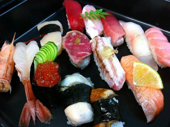 Kinji Japanese Restaurant Christchurch