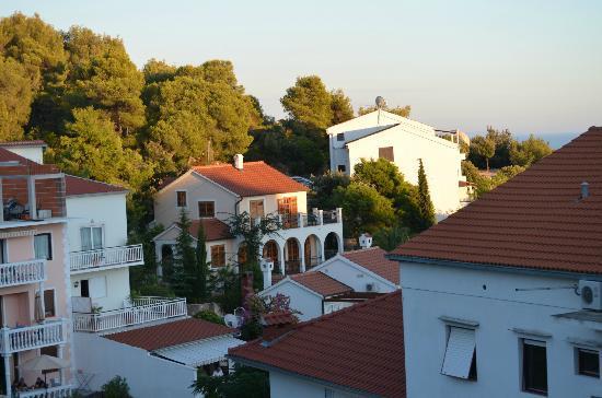 Apartments Antoana: View from balcony