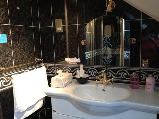 Sandaig Guest House: il nostro bagno
