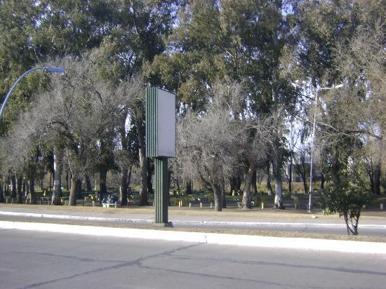 Villa Maria, Argentina: Costanera Villa María