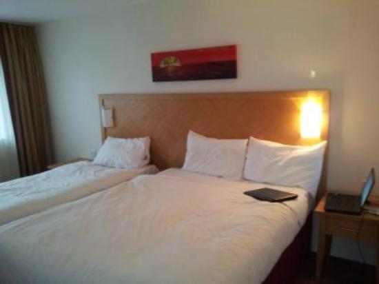 Aspect Hotel Dublin Parkwest: Beds