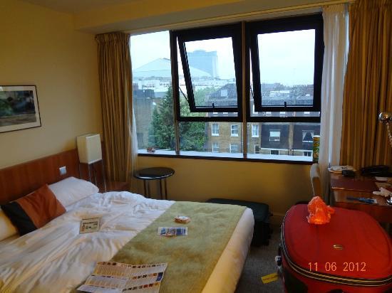K+K Hotel George: quarto