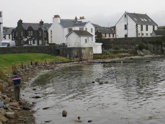 Cala Sith Guest House: Islay port