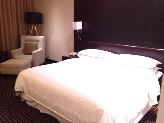 Sheraton Grand Incheon Hotel : deluxe room