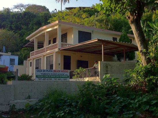 Pardo's Guesthouse : Beach House 1