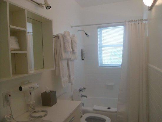Tranquilo: Baño de la habitación