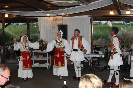 smartline Village Resort & Waterpark: Cretan dance evening