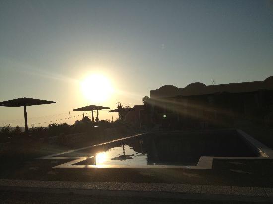Abelonas Studios: Coucher de soleil
