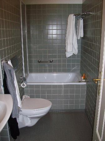 Hotel Reykjavik Centrum : Bathroom