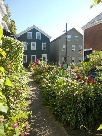 Fair Street Guest House: garden