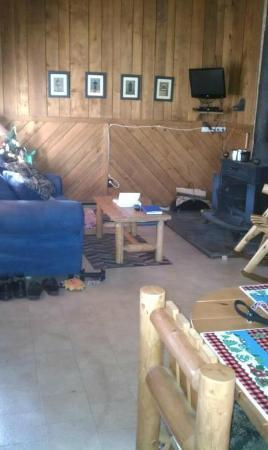 Ole Mink Farm Recreation Resort: Living Area