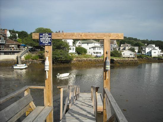 Harborage Inn on the Oceanfront: Dock