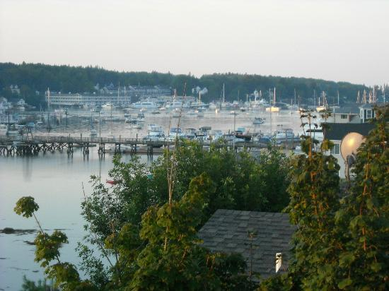 Harborage Inn on the Oceanfront: View of the harbor