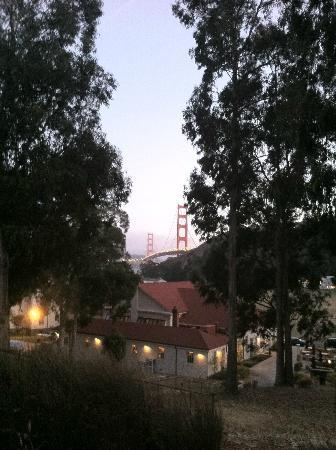 Cavallo Point: View from our room