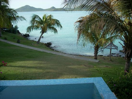 Cocobay Resort: View from Room
