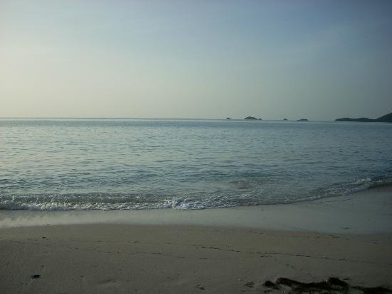 Cocobay Resort: beach
