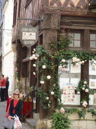 Logis Saint Mexme: Shopping in Chinon
