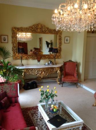 The Dawson Hotel & Spa: beautiful room