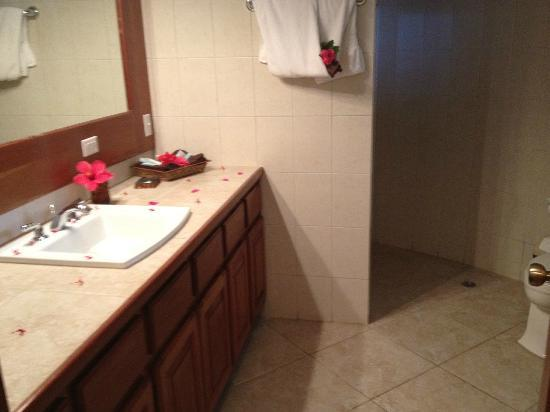 Grand Caribe Belize Resort and Condominiums: bathroom