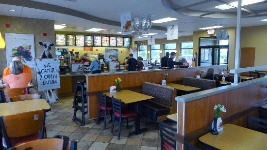 Fast Food Restaurants Okc