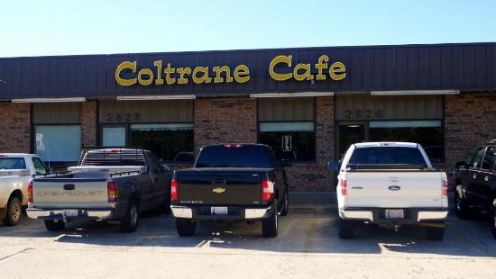 Coltrane Cafe on 2nd Street